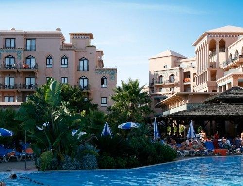Hoteles Isla Canela
