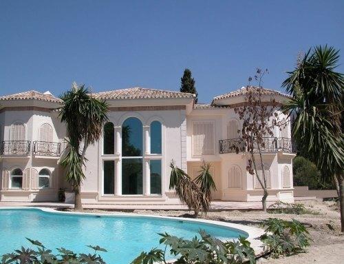 Villa privada Puerto Banus