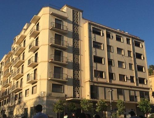 El cine Astoria, encrucijada en uno de los edificios más emblemáticos de Málaga
