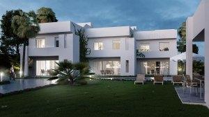 Reserva del Conde. Urbanización Nueva Andalucía - Oria Arquitectos