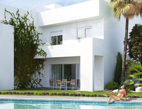 Reserva del Conde. Urbanización Nueva Andalucía – Oria Arquitectos
