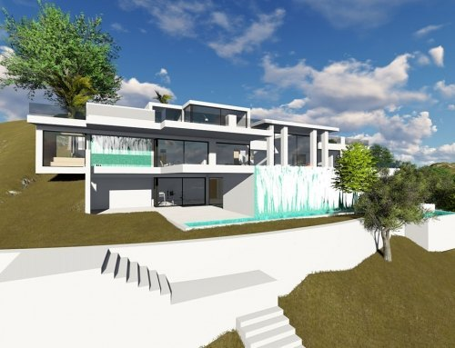 La Montua – Villa 1