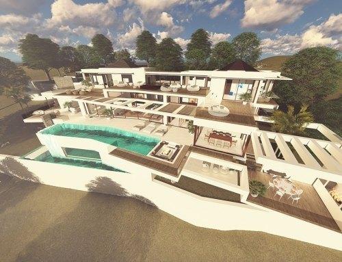 Villa Sunshine – La Montua