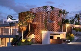 Proyecto Breathe Puerto Banús - González & Jacobson Arquitectura