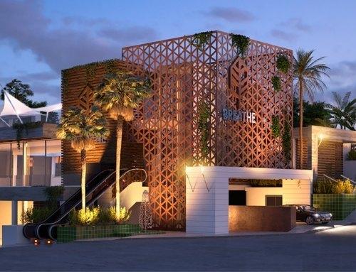 Breathe. Tradición, sostenibilidad y vanguardia. González & Jacobson Arquitectura
