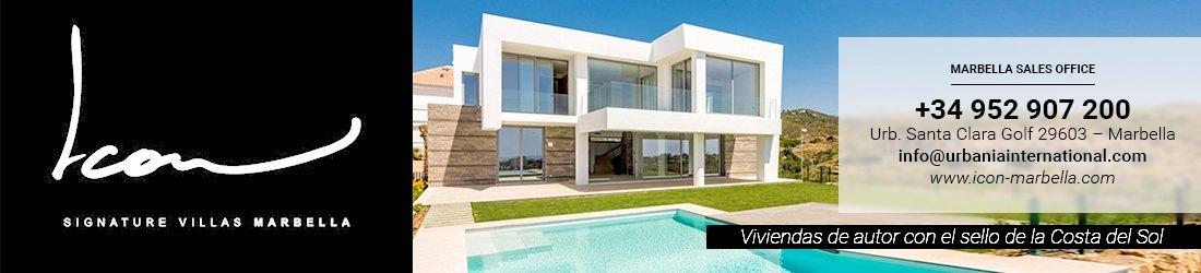 Proyecto ICON Signature Villas Marbella
