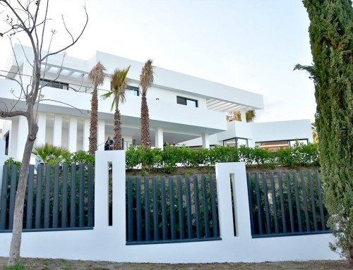 Villa Flamingos P-38, nueva construcción de Oria Arquitectos